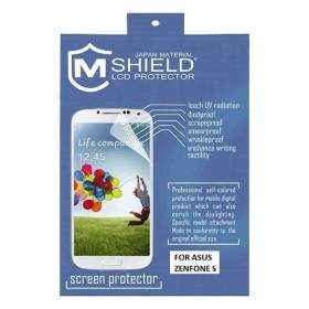 Tempered Glass HP M-Shield Screen Protector Glare For Asus Zenfone 5
