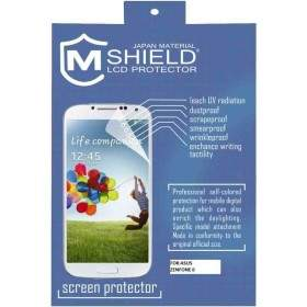Tempered Glass HP M-Shield Screen Protector Glare For Asus Zenfone 6
