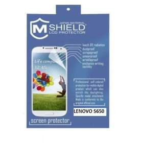 Tempered Glass HP M-Shield Screen Protector Glare For Lenovo S650