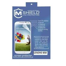 Pelindung Layar Handphone M-Shield Screen Protector Glare For Lenovo S850
