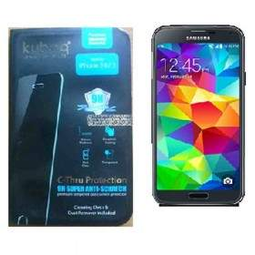 Tempered Glass HP KUBOQ Tempered Glass For Samsung Galaxy S5
