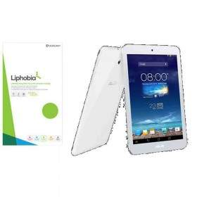 Tempered Glass HP Liphobia Anti Finger Print Screen Guard For Asus MemoPad 8.0