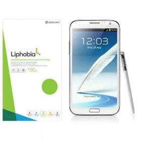 Tempered Glass HP Liphobia Pro Tempered Glass For Samsung Galaxy Note 2