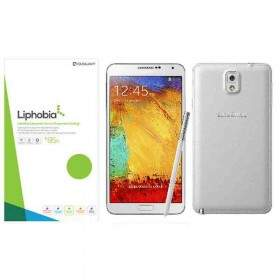 Tempered Glass HP Liphobia Pro Tempered Glass For Samsung Galaxy Note 3