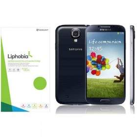 Liphobia Pro Tempered Glass For Samsung Galaxy S4