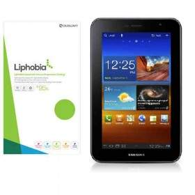 Tempered Glass Tablet Liphobia Anti Finger Print Screen Guard For Samsung Galaxy Tab 7.0