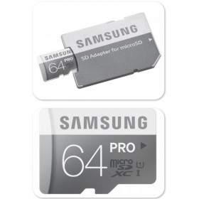 Samsung Pro microSDHC 64GB Class 10