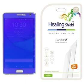 Tempered Glass HP Healingshield Screen Protector for Samsung Galaxy Note 4