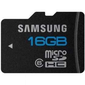 Memory Card / Kartu Memori Samsung microSDHC MB-MSAGB 16GB Class 6
