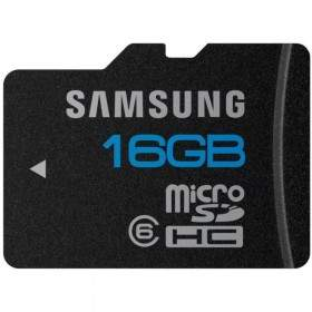 Samsung microSDHC MB-MSAGB 16GB Class 6