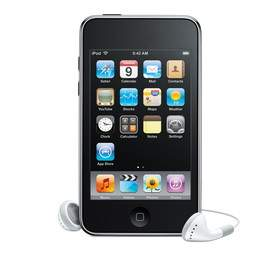 MP3 Player & iPod Apple iPod Touch 16GB (2nd Gen)