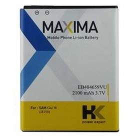 Baterai & Charger HP HK Power Expert Maxima Double Power for Samsung Galaxy Wonder / W / i8150 2100mAh