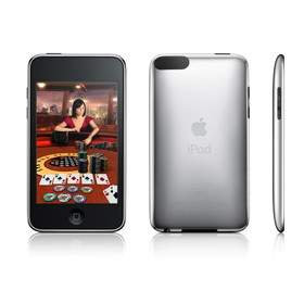MP3 Player & iPod Apple iPod Touch 8GB (2nd Gen)