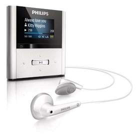 MP3 Player & iPod Philips GoGear RaGa 4GB