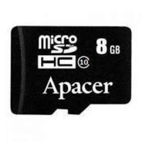 Memory Card / Kartu Memori Apacer microSD class 10 8GB