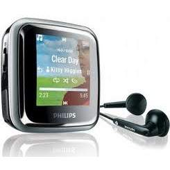 MP3 Player & iPod Philips GoGear SA6125 2GB