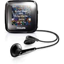 MP3 Player & iPod Philips GoGear Spark 4GB