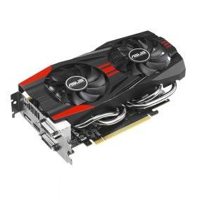 GPU / VGA Card Asus GeForce GTX 670 2GB GDDR5 256-bit