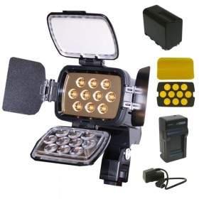 Flash Kamera Sony HVL-LBP Battery Video Light