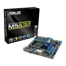 Motherboard Asus M5A78L-M / USB3