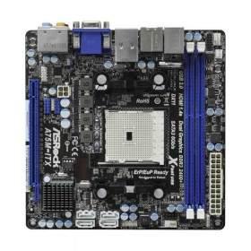 Motherboard ASRock A75M-ITX FM1