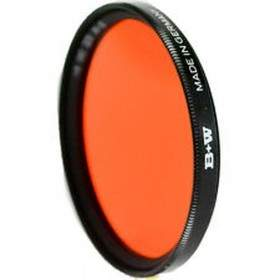 Filter Lensa Kamera B+W Red Orange 041 MRC 58mm BW-45935