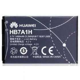 Baterai & Charger HP Huawei HB7A1H 1400mAh