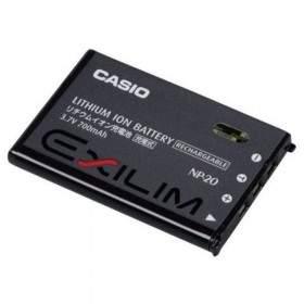 Baterai Kamera Casio NP-20