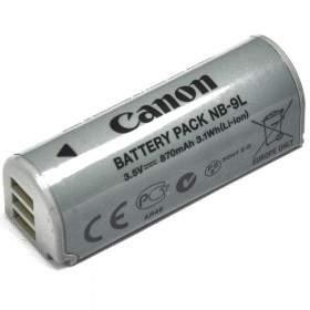 Baterai Kamera Canon NB-9L
