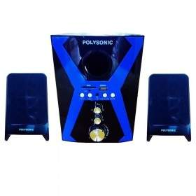 Home Theater Audiobox Polysonic 818