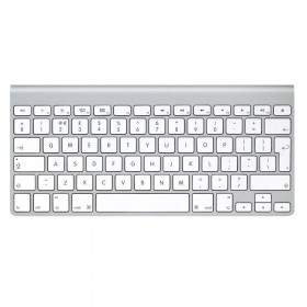 Keyboard Komputer Apple Wireless Keyboard MC184ZA / B