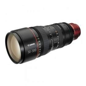Lensa Kamera Canon CN-E 130-300MM EF / PL Cinema Zoom