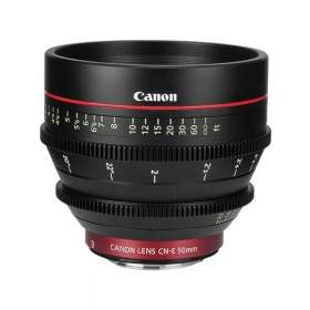 Canon CN-E 50mm T1.3 L F Cinema Prime