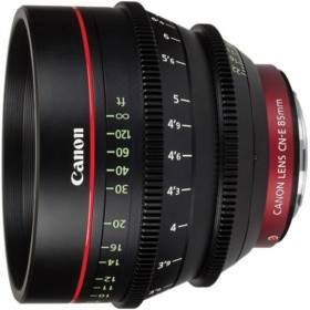 Canon CN-E 85mm T1.3 L F Cinema Prime
