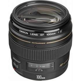 Lensa Kamera Canon EF 100mm f / 2.0 USM