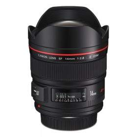 Lensa Kamera Canon EF 14mm f / 2.8 L II USM