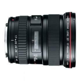 Lensa Kamera Canon EF 17-40mm f / 4.0 L USM