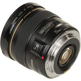 Lensa Kamera Canon EF 20mm f / 2.8 USM