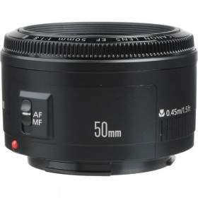 Canon EF 50mm f / 1.8 II