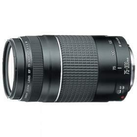 Canon EF 75-300mm f / 4-5.6 III