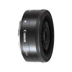 Lensa Kamera Canon EF-M 22mm f / 2.0 STM