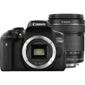 DSLR & Mirrorless Canon EOS 750D Kit 18-135mm WiFi