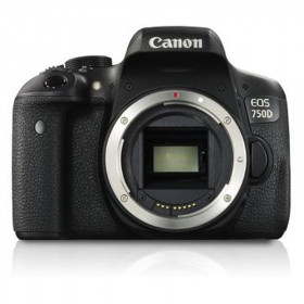 DSLR Canon EOS 750D Kit 18-55mm WiFi