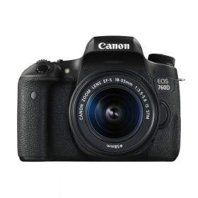 DSLR Canon EOS 760D KIT 18-135mm WiFi