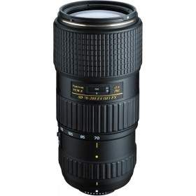 Tokina AT-X 70-200MM f/4 FX VCM-S