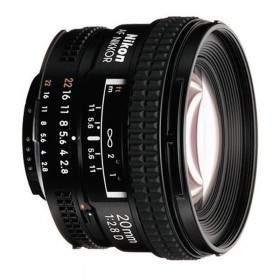 Nikon AF 20mm f/2.8 D