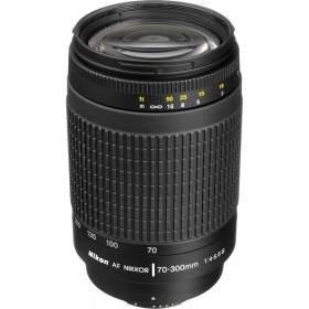 Nikon AF 70-300mm f / 4-5.6 G