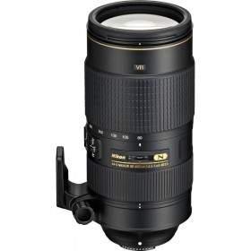 Nikon AF 80-400mm f / 4.5-5.6 D ED VR