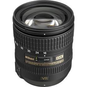 Nikon AF-S 16-85mm f/3.5-5.6G ED DX VR