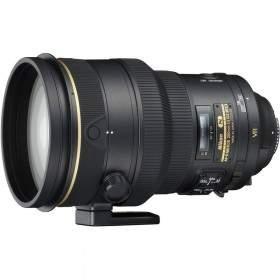 Lensa Kamera Nikon AF-S 200mm f / 2.0G ED VR II